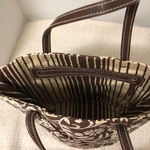 🚫⤵️ Reversible Bath & Body Works Tote/Makeup Bag